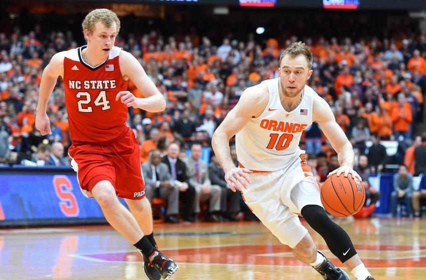 Syracuse Basketball Makes the NCAA Tournament