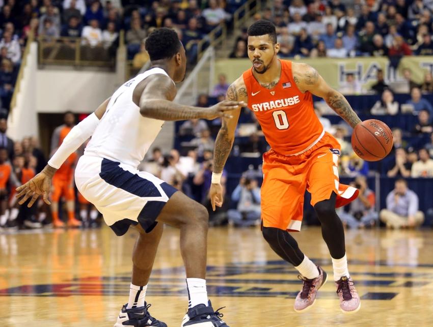 Syracuse Basketball Vs Pitt 4 Keys To The Game