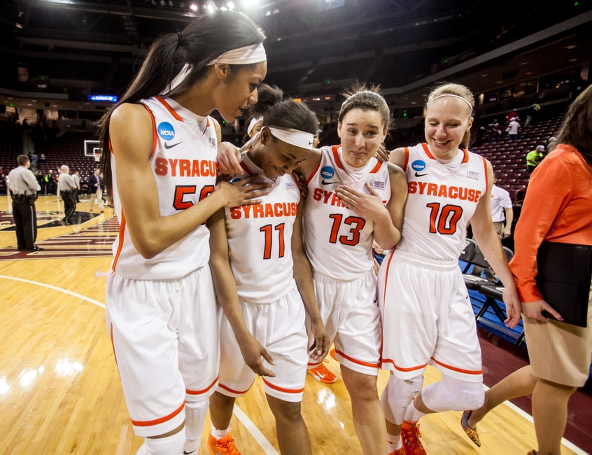 Syracuse Basketball Women Look To Improve On New Past Success
