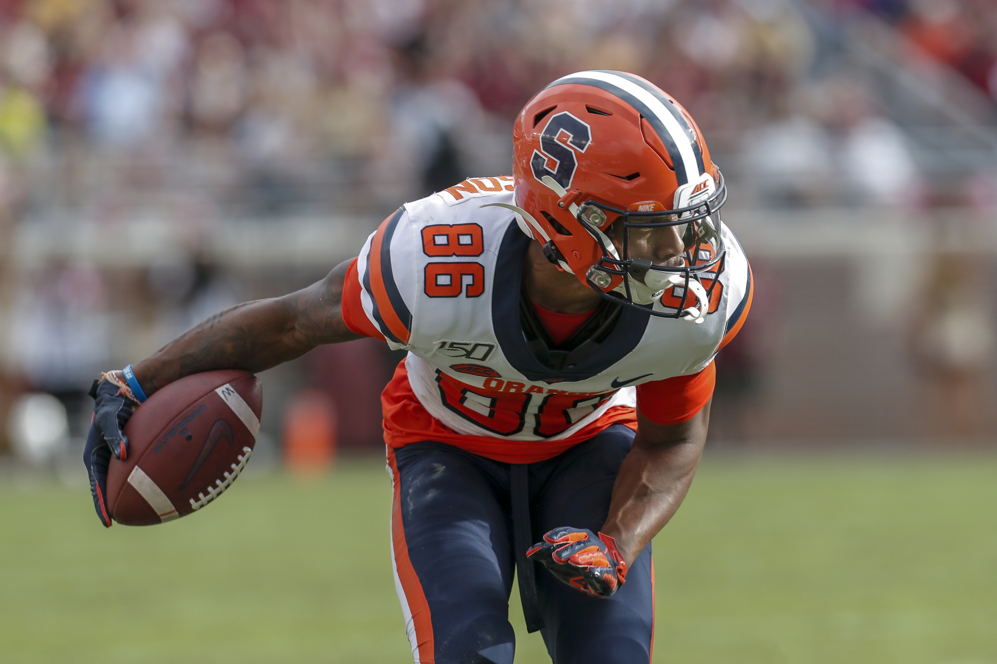Syracuse Football NFL Combine Preview: WR Trishton Jackson