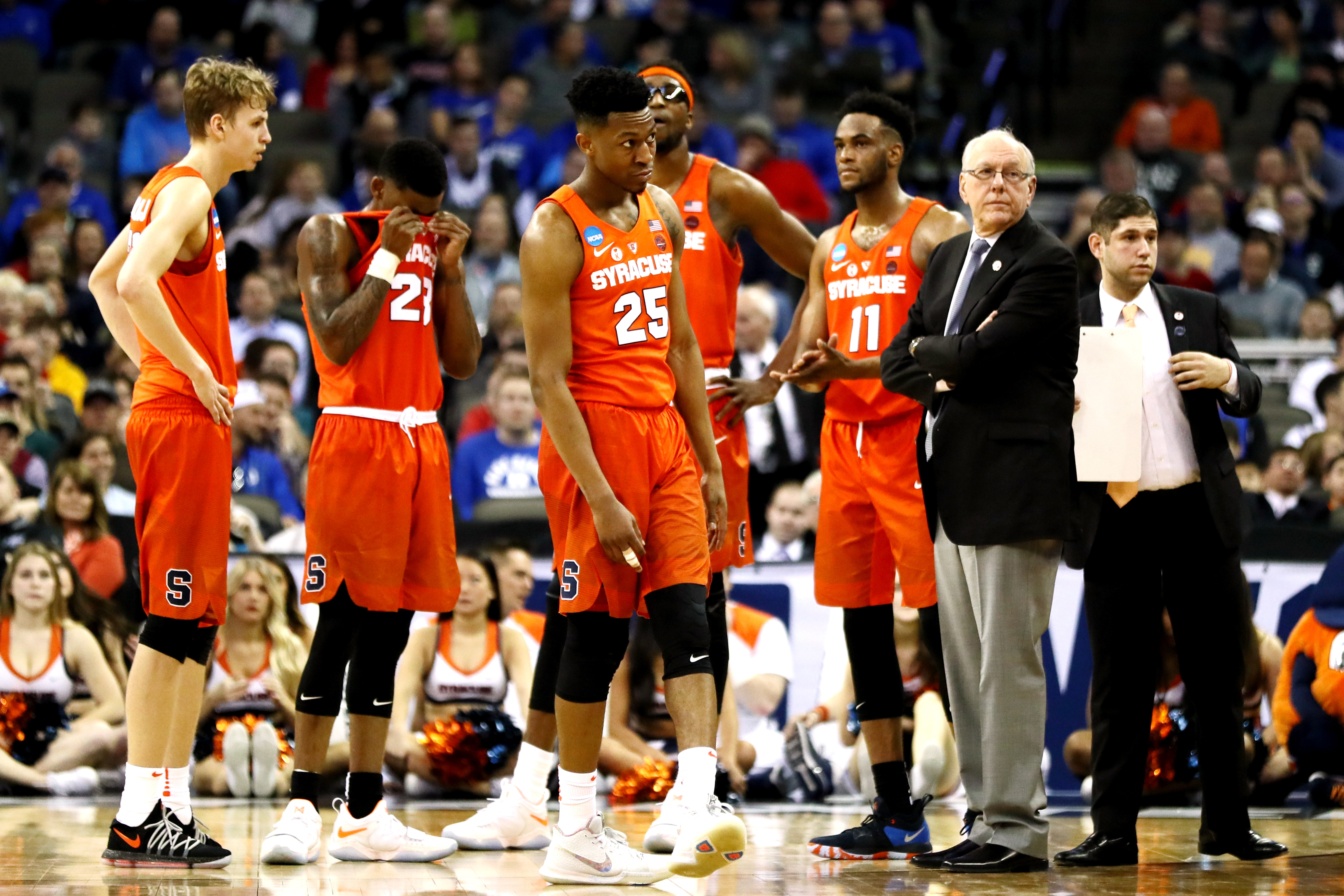 Syracuse Basketball Top 3 Hot Takes From 2018 19 Acc Matchups