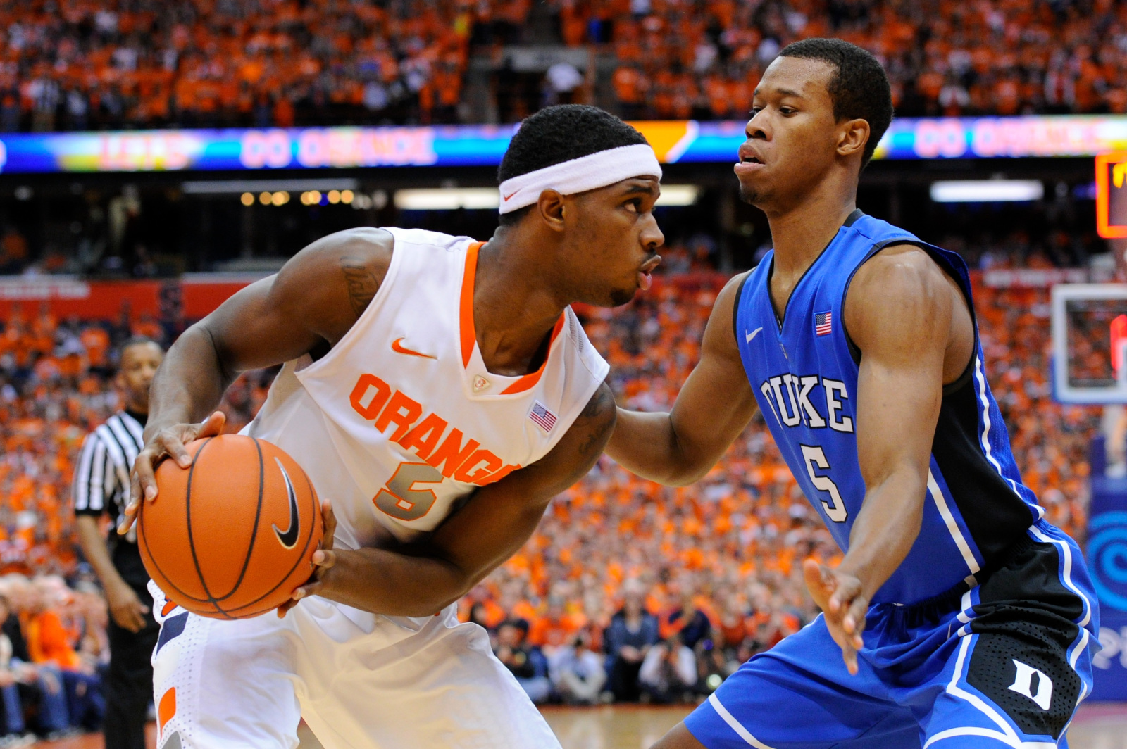 Syracuse Basketball Rewatch: Duke comes to the Dome for the first time
