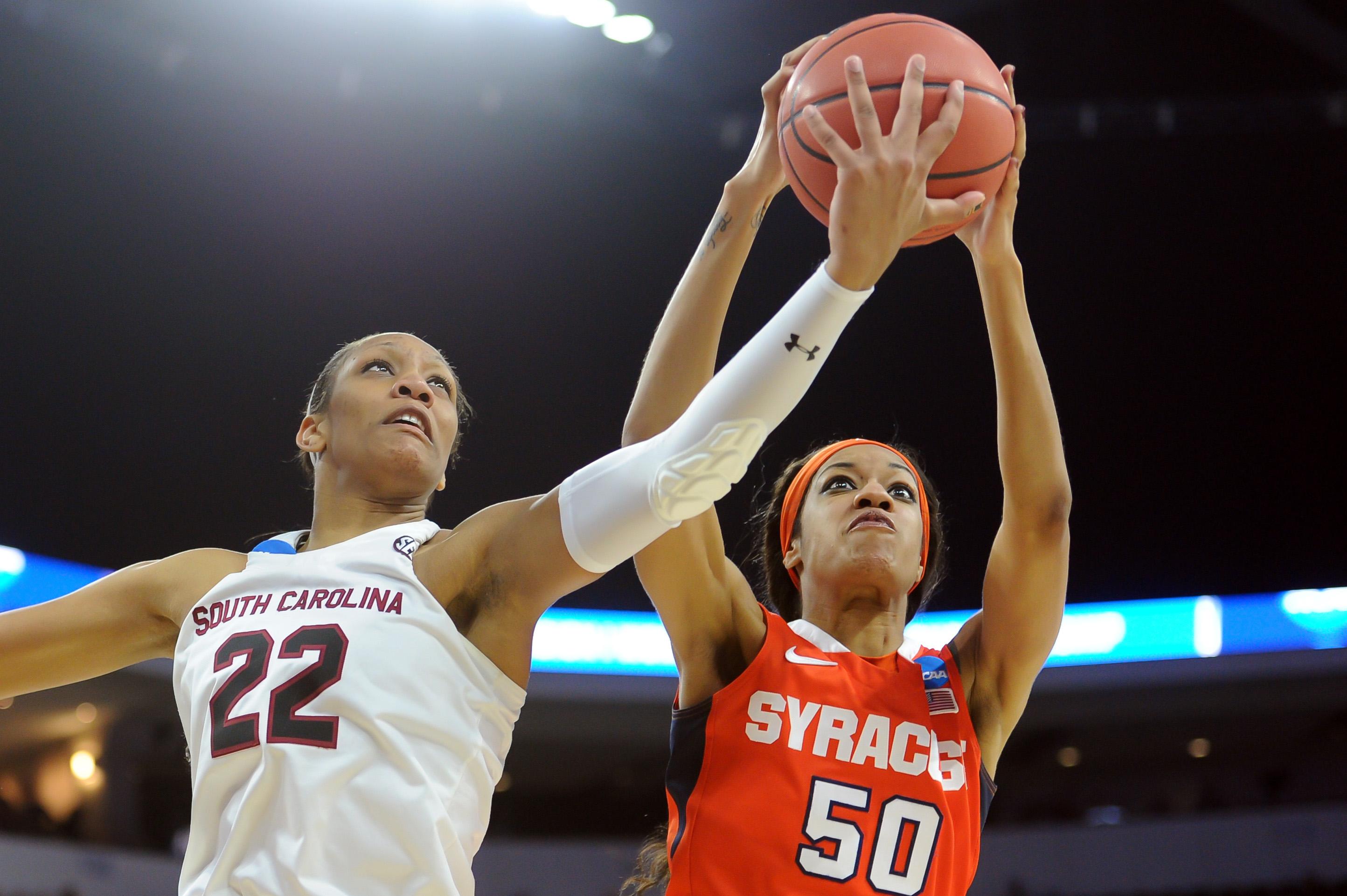Syracuse Women's Basketball: Orange Pick Up First Round NCAA Win