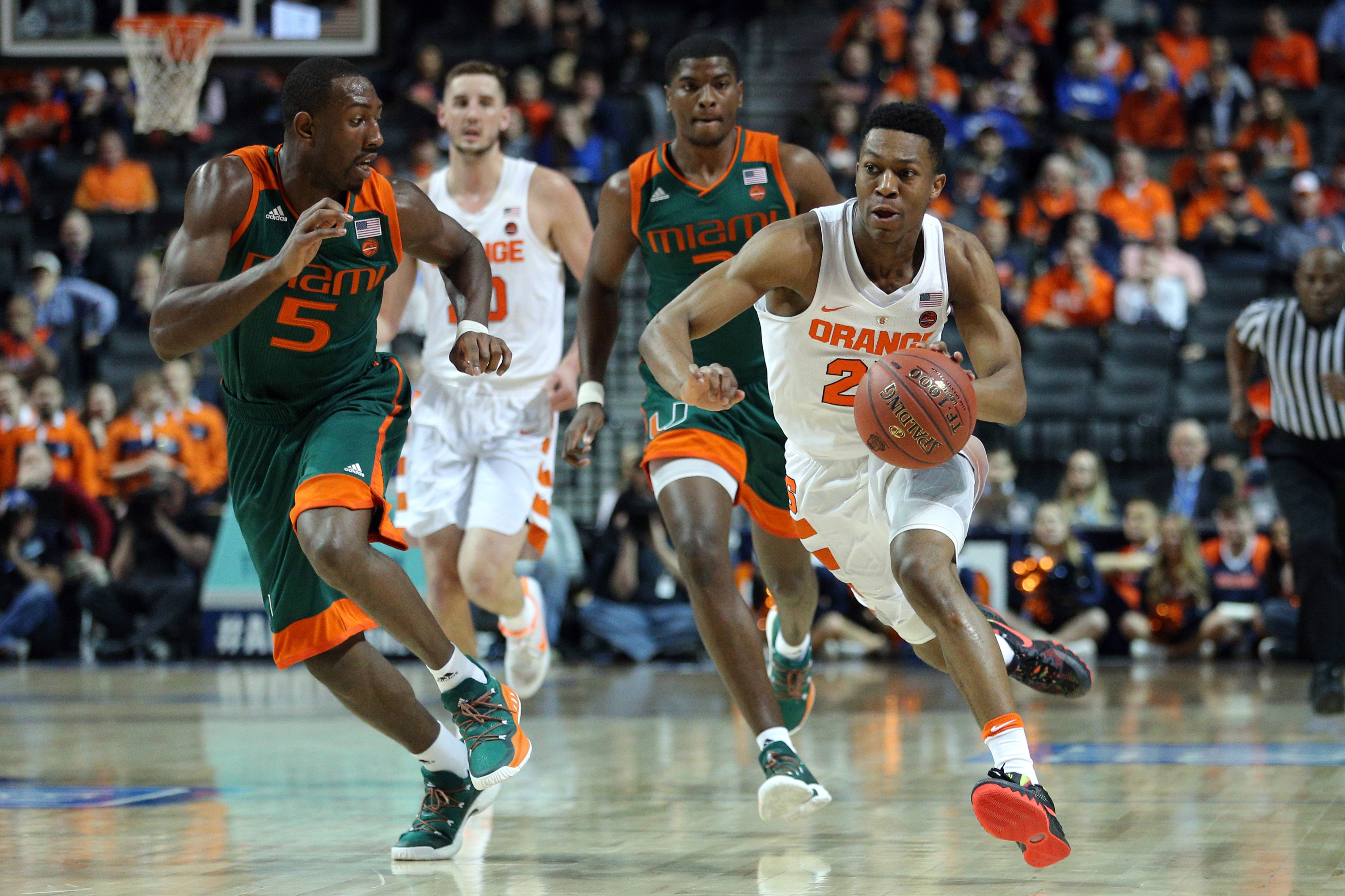 Syracuse Basketball: A Pre-Summer Look at Player Rankings ...